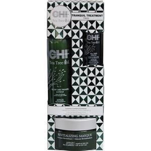 CHI TEA TREE Oil Tranquil Treatment Trio (Blow Serum Dry)
