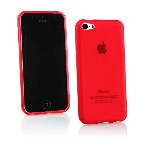 tbocr-iphone-5c-red-ultra-thin-tpu-silicone-gel-case-cover-soft-jelly-rubber-skin