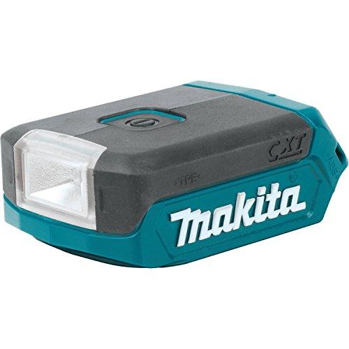 Makita DEAML103 Akku-Lampe ML103, 10.8 V, blau