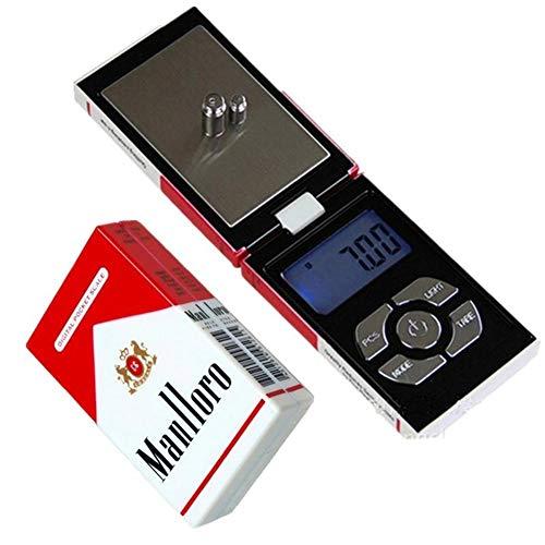 XQxiqi689sy Mini-Digitalwaage für Schmuck, 100 g x 0,01 g - Verkauf Gepäck-sets