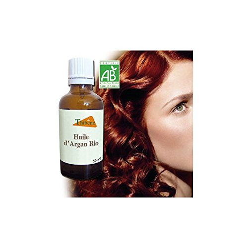 Huile d'Argan Bio 50 ml Soin Anti Age Beauté Cheveux