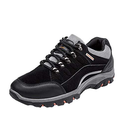Chaussures de Sports Homme CIELLTE Sneakers Chaussures de Course Baskets Chaussures de Randonnée Semelle de Protection Solides Athlétique