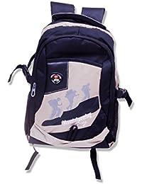 9efaff5216 Dreamcart Golden Latest Fabric Casual Bag New Laptop Bag   School Bag 40 ...