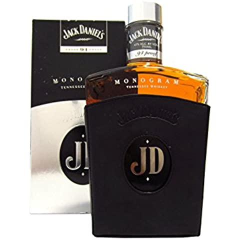 Jack Daniels - Monogram (Smooth Silver Cap Edition) - Whisky