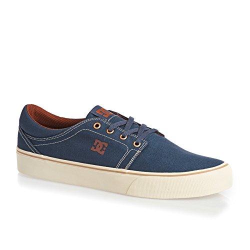 DC Shoes Herren Trase Tx Flach blau - weiß
