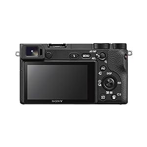 Sony-Alpha-6500-APS-C-E-Mount-Systemkamera-242-Megapixel-75-cm-3-Zoll-Touch-Display-5-Achsen-Bildstabilisierung-11fps-425-Phasen-AF-Punkte-XGA-OLED-Sucher-4K-Video-Schwarz