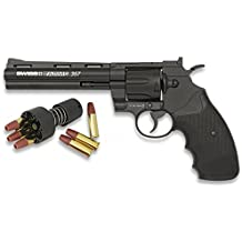 "Revolver SWISS ARMS 357-6"" metal 4.5mm. Velocidad: 125m/s 410fps"