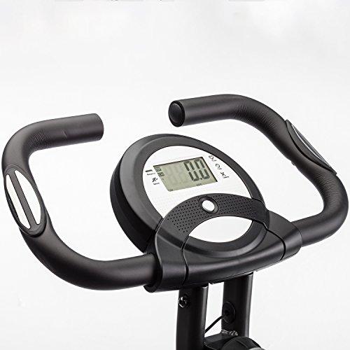skandika foldaway x 1000  Recensione e opinioni su Skandika Foldaway X 1000 Fitness Bike ...