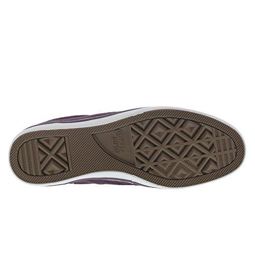 Converse Mens Star Player Low Profile Ox Textile Trainers Violet