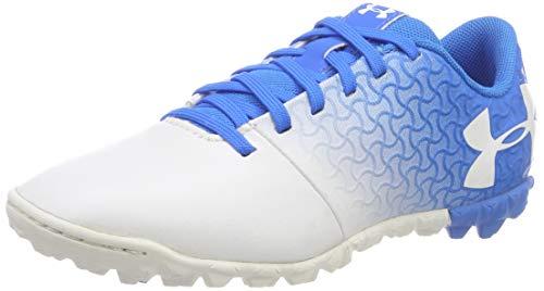 Under Armour Unisex-Kinder UA Magnetico Select TF JR Fußballschuhe, Blau (Blue Circuit//White), 38 EU