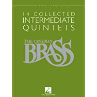 The Canadian Brass - 14 Collected Intermediate Quintets: Trumpet 1 in B-flat
