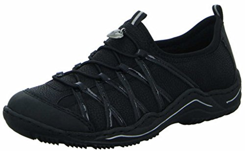 Rieker L0559, Sneakers Basses Femme sc/sc/sc/s