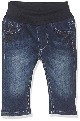 s.Oliver Junior Baby-Jungen 56.899.71.0745 Jeans, Blau (Blue Denim Stretch 56z7), (Herstellergröße: 86/REG)