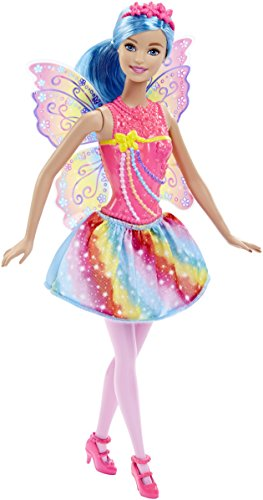 Image of Barbie Fairy Rainbow Fashion