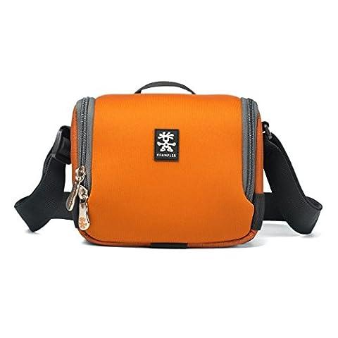 Crumpler Base Layer Cube M Kameratasche orange