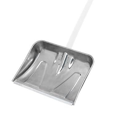 FLORA Schneeschaufel Aluminium