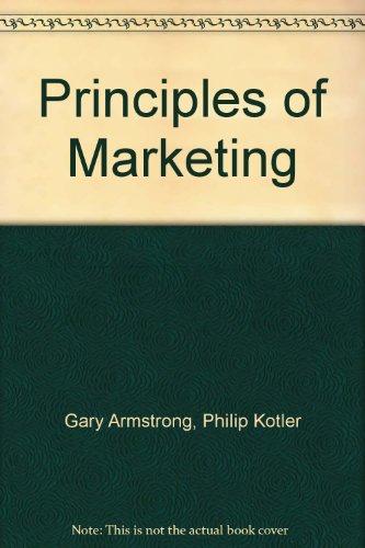 Principles of Market