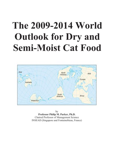The 2009-2014 World Outlook for Dry and Semi-Moist Cat Food