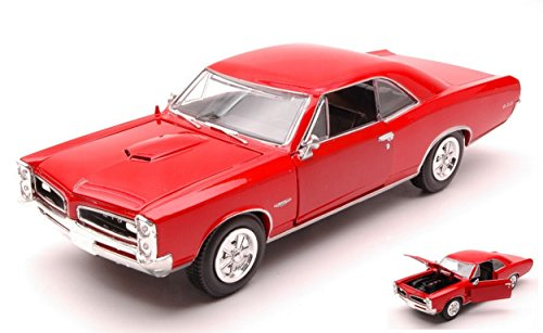 new-ray-ny71883pr-pontiac-gto-1966-red-124-modellino-die-cast-model