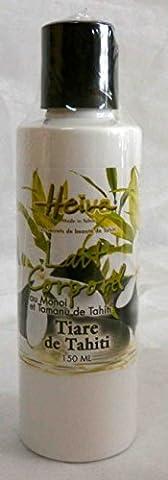 Lait corporel Heiva Tiaré de Tahiti 150