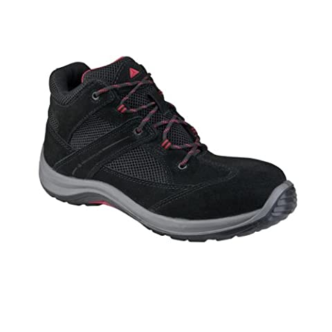 Delta Plus Unisex Suede Leather & Mesh Boot / Safety