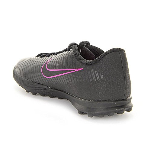 Nike Jungen Jr Mercurialx Vortex Iii Tg Fußballschuhe Schwarz