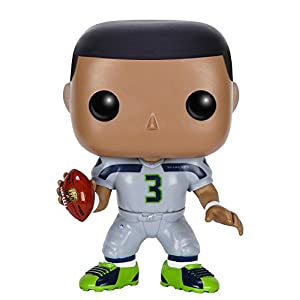 POP NFL Russell Wilson Alternate Uniform Vinyl Figure