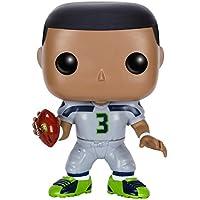 Pop. NFL Russell Wilson Alternate Uniform Vinyl Figur