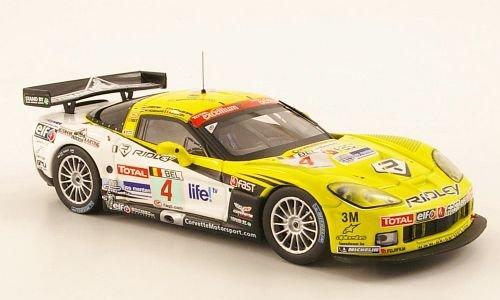chevrolet-corvette-z06-no4-ridley-fia-gt-24h-spa-2009-modellauto-fertigmodell-ixo-143