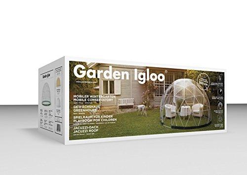Billig Garden Igloo 360 Pavillongewächshausgarten Iglu Meine Angebote
