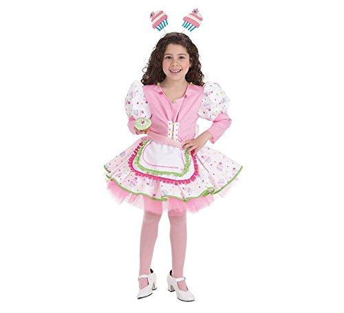 Imagen de llopis  disfraz infantil cupcake t 2