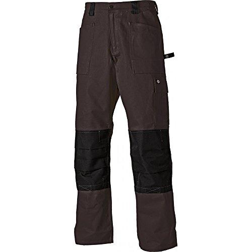 Dickies Pantalons de travail Brun/noir
