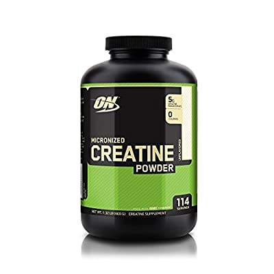 Optimum Nutrition Micronized Creatine Sports Nutrition Supplement by Optimum Nutrition