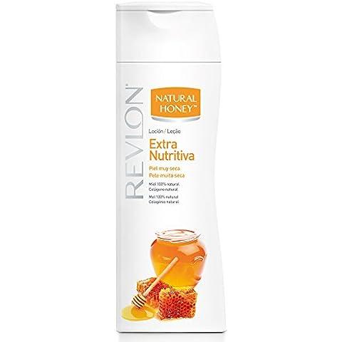 Natural Honey - Loción Intensiva - Piel muy seca - 400 ml