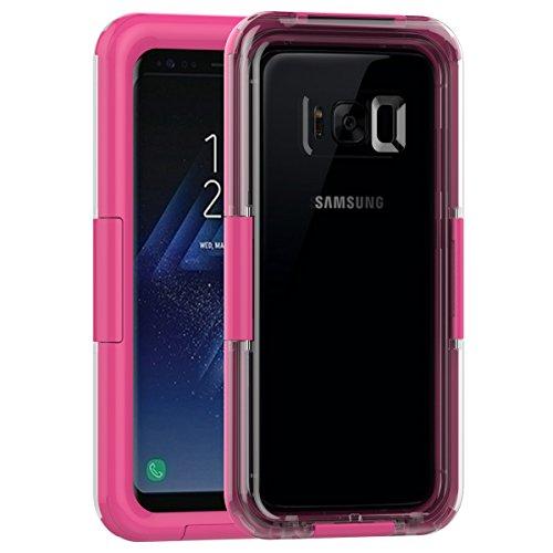 eb6bb076a9c Samsung Galaxy S Lite Luxury Edition Samsung Galaxy S8 Waterproof Case,  Homory Full-body
