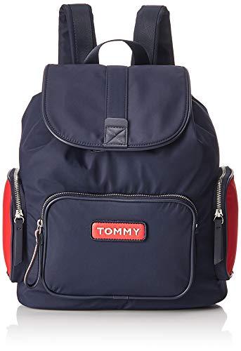 Tommy Hilfiger Varsity Nylon Rucksack 34 cm -