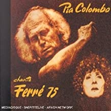 Chante Ferre 75 by Pia Colombo (2001-01-01)