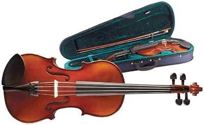 Stagg - Violín (madera de arce, incluye maletín)