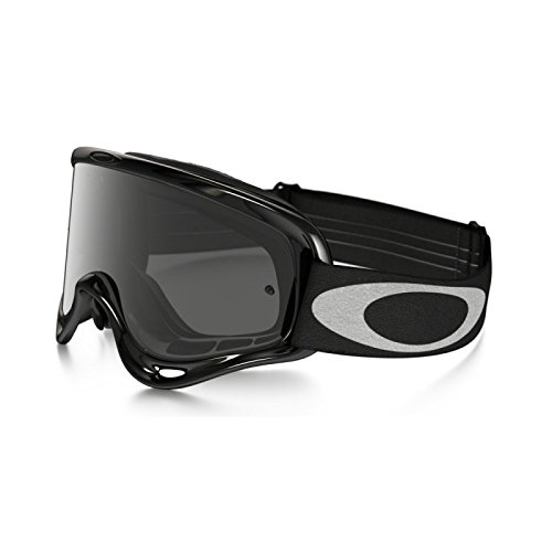 Oakley-Maske Cross O Frame jet black Display Dark Grey