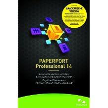 Nuance Paperport 14 Professional Akademische Version (Download)