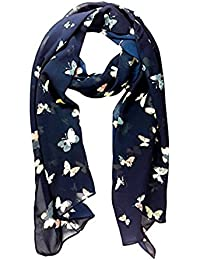 ICW Women's Scarf (Black, Small)