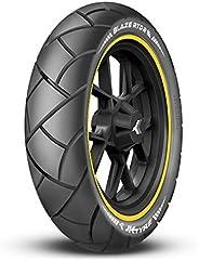 JK Tyre BLAZE RYDR BR41 140/70-17 Tubeless Bike Tyre, Rear