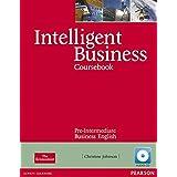 Intelligent Business Pre-intermediate Course Book (with Class Audio CD)