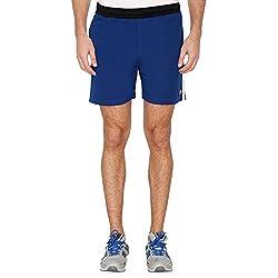Fila Mens 2 Pocket Slub Shorts (204029805_Blue_34)