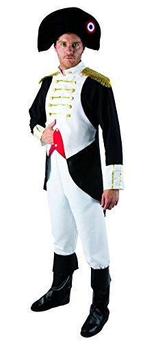 wn–17042–Kostüm Erwachsene Luxe Napoleon–Einheitsgröße (Napoleon Kostüme)