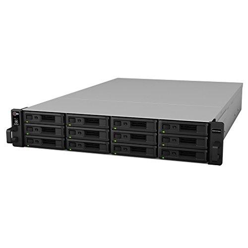"Synology RXD1215SAS - Servidor NAS (96 TB, HDD, 2.5/3.5""), Negro"