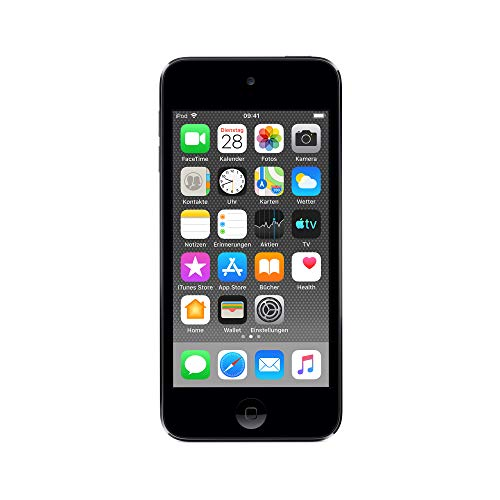 Apple iPod touch (256 GB) - Space Grau (Neuestes Modell) (Video Touch Ipod)