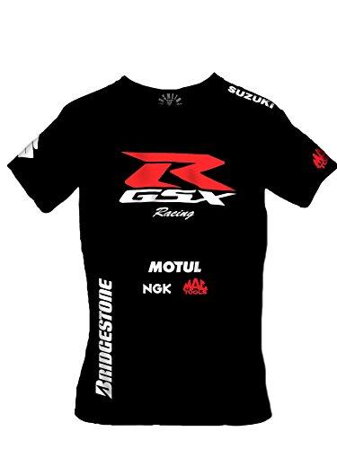 suzuki-t-shirt-uomo-black-xl