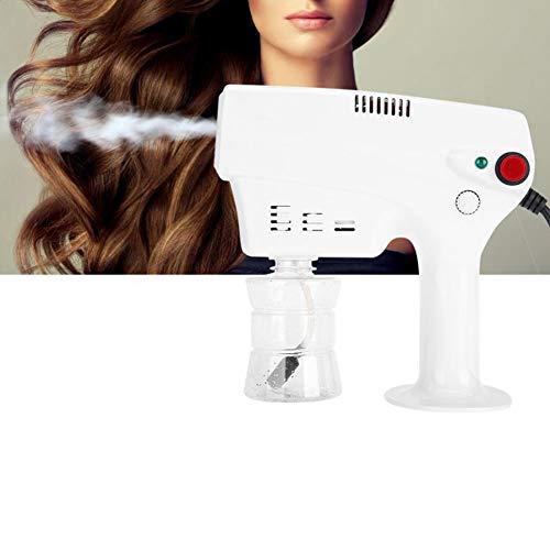 YWJH Nano Steam Gun, Haarfärbemittel Dampfer Luftbefeuchter Haarpflegewerkzeug, Luftbefeuchter Für Zuhause Und Schönheitssalons