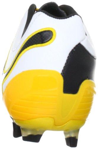 Puma PowerCat 2.12 FG 102473 Herren Sportschuhe - Fußball Schwarz (black-white-team yellow 05)